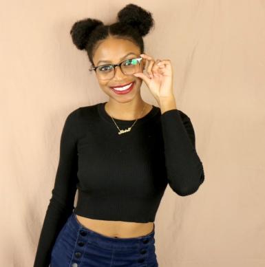 Firmoo glasses Miaira Jennings