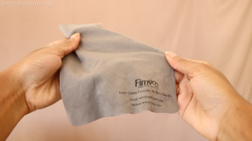 Firmoo glasses cleaning cloth
