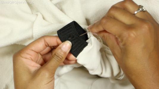 DIY Crop Top Hoodie and Skirt Set No Sewing - 5.3